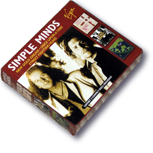 Simple Minds Box