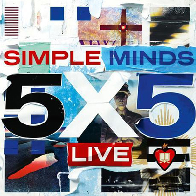 Simple Minds 5x5 LIve alla Villa Bellini di Catania